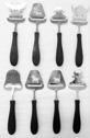 Osthyvel/Cheese slicer - Osthyvel/Cheese slicer,  Svart Skaft/Black shank - Viking/Viking