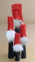 Tomtar/Santas - Långtomte/Tall Santas