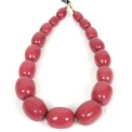 Halsband/Necklace - Charleston Big Beads