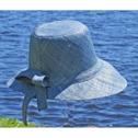 Hatt - Casquette plage (Utgående modell) - Hatt Casquette plage - Havsblå