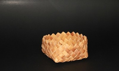 Näver/Birch Bark - Korg/Basket - Näverkorg/Birch bark basket