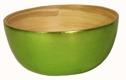 Bambu/Bamboo - Skålar/Bowls - Bambuskålar/Bamboo Bowls Medium - Grön/Green