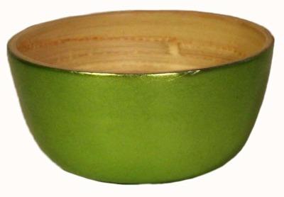 Bambu/Bamboo - Skålar/Bowls - Bambuskålar/Bamboo Bowls Small - Grön/Green