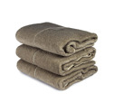 Bad/Bath - Handdukar/Towels, Linnefrotté/Linen Terry - Badlakan/Bath towel 100x150 cm: Natur/Nature