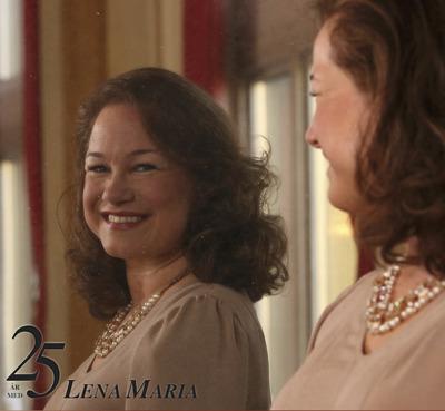CD: 25 år med Lena Maria - 3 CD - 25 år med Lena Maria