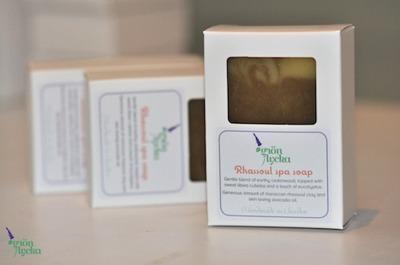 Tvål/Soap - Rhassoul spa soap - Tvål/Soap - Rhassoul spa soap