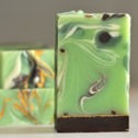 Tvål/Soap - Divine chocolate and mint soap