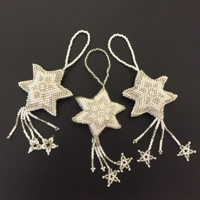 Dekorationer/Ornaments - Hängen/Pendants - Dekorationer/Ornaments - Stjärnor/Star