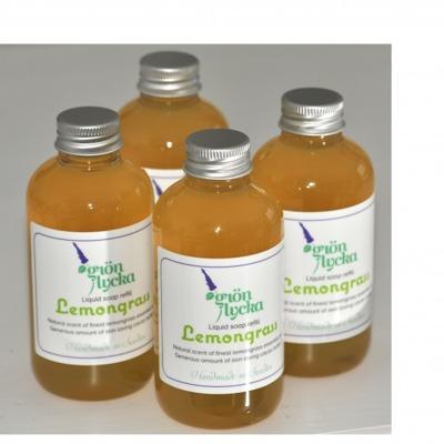Pumptvål / Pump Soap - refill - Tvål/Soap - Flytande refill/Liquid refill