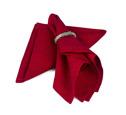 Servett/Nepkin - Struktur/Structure - Struktur/Structure 43x43 cm: Röd/Red