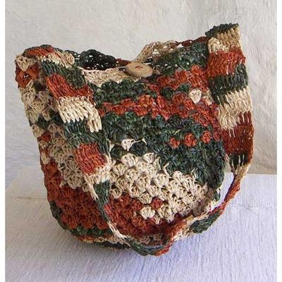 Väska/Bag - Fisknät/Fishnet - Väska/Bag - Fisknät/Fishnet