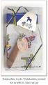 Kökshandduk+Osthyvel presentförp./Kitchen towel+Cheese slicer giftpack