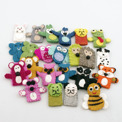 Ull/Wool - Fingerdockor/Finger Puppets