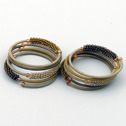 Smycken/Jewelry - uSisi Designs: Armband & Örhängen/Bracelet & Earrings - Armband/Bracelet - Small: Old Gold