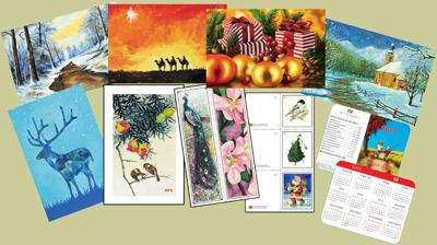 Kort/Card - Julkortsserie/Christmas Card Collection 2016 - Kort/Card - Julkortsserie/Christmas Card Collection 2016