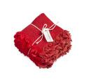 Servett/Nepkin - Panama (utgående/outgoing) - Panama 45x45 cm 4-pack: Röd/Red
