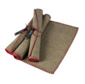 Löpare/Runner - Langett/Blanket stitching