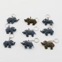 Nyckelringar/Keyrings - Nyckelringar/Keyrings: Elefant/Elephant
