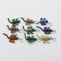 Nyckelringar/Keyrings - Nyckelringar/Keyrings: Krokodil/Crocodile