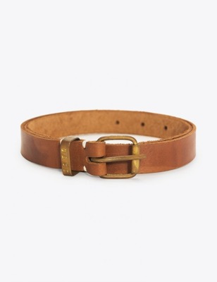Bälte i läder/Leather Belt - Evy - Bälte i läder/Leather Belt - Evy 2 cm