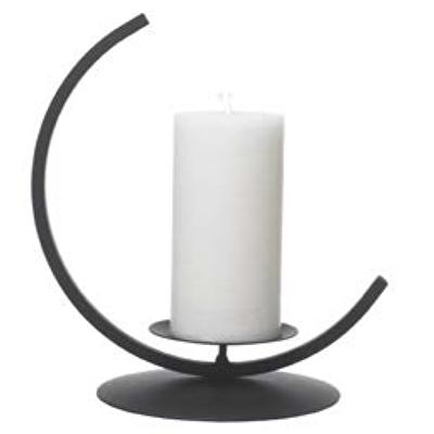 Ljusstakar/Candle Holders - Moon - Ljusstakar/Candle Holders - Moon Svartmatt/Black Matt