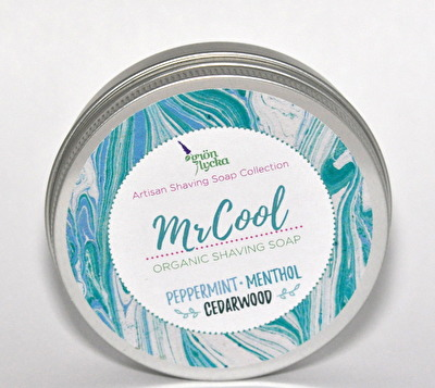 Raktvål/Shaving Soap - Mr Cool - Raktvål/Shaving Soap - Mr Cool