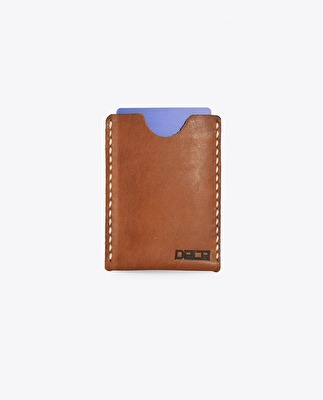 Korthållare/Card Holder - Bob - Korthållare/Brown Card Holder Bob - Brun/Brown