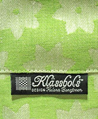 Duk/Cloth - Skogsstjärna/Chickweed - Skogsstjärna/Chickweed 160x160 cm - Lime