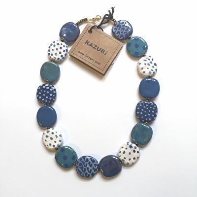 Halsband/Necklace - Pebbles - Halsband/Necklace Pebbles - Diving