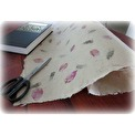Handgjort papper/Handmade paper - Presentpapper/Gift-wrapping
