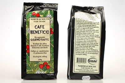 Kaffe/Coffee - Cafe Beneficio - Beneficio - Bryggmalet/Ground coffee