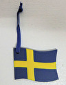Dekorationer/Ornaments - Svenska Flaggan/The Swedish Flag
