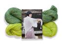 Stickset sjal/Knitting Set Shawl