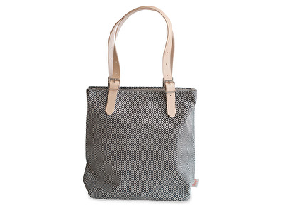 Accessoar/Accessory - Väska/Bag - Handväska/Handbag - Rutig Strandråg/Checked Beach Rye