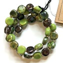 Armband/Bracelets - Tiny Smarty - Armband/Bracelets Smarty: Clear Green m.o.p