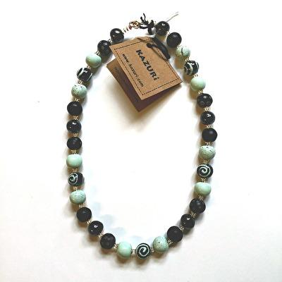 Halsband/Necklace - Kanga - Halsband/Necklace Kanga - Muggi