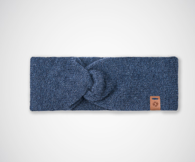 Pannband/Headband - Märit - Pannband/Headband - Midnattsblå/Midnight Blue