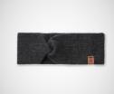 Pannband/Headband - Märit - Pannband/Headband - Blyertsgrå/Charcoal Grey