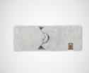 Pannband/Headband - Märit - Pannband/Headband - Silvergrå/Silver Grey