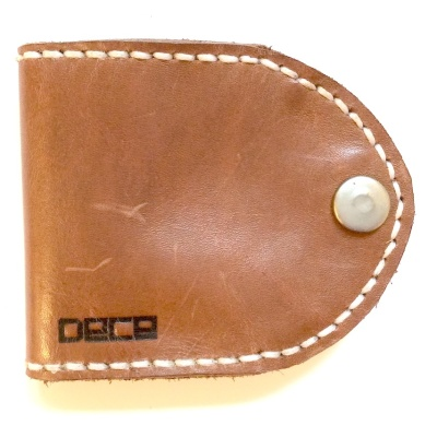Myntbörs/Coin Wallet - Myntbörs/Coin Wallet - Brun/Brown