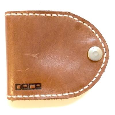 Accessoar/Accessory - Myntbörs/Coin Wallet - Myntbörs/Coin Wallet - Brun/Brown