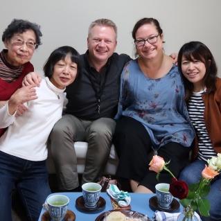 Mitsuno's family