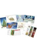 Kort/Card - Julkortsserie/Christmas Card Collection 2017