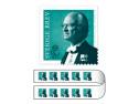 Frimärken/Swedish stamps - Kung Carl Gustaf