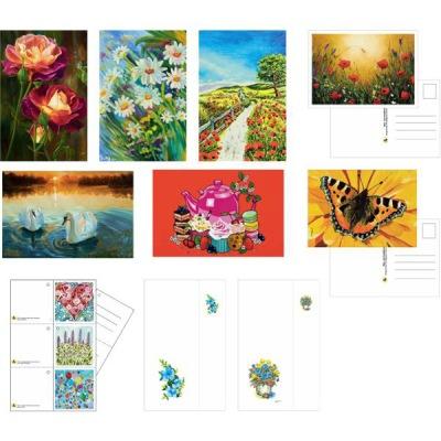 Kort/Card - Vårkortsserie/Spring Card Collection 2018 - Kort/Card - Vårkortsserie/Spring Card Collection 2017