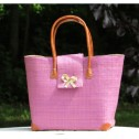 Väska/Bag - Languette Rabane-Leather