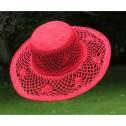 Hatt/Hat - Soleil - Hatt/Hat Soleil - Röd/Red
