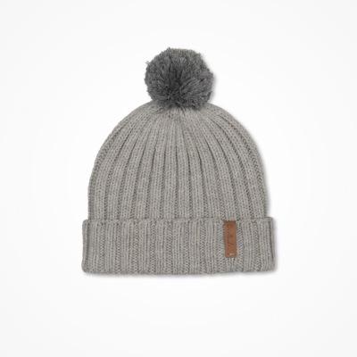 Mössa/Hat - Birgit - Mössa/Hat Birgit - Silvergrå/Silver Grey