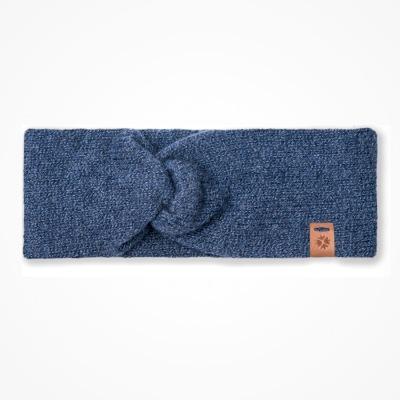 Pannband/Headband - Märit - Pannband/Headband - Midnattsblå/Midnight Blue
