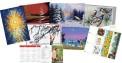 Kort/Card - Julkortsserie/Christmas Card Collection 2018